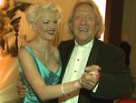 Bachelor-Kandidatin turtelt mit Playboy: Was läuft zwischen Melanie Müller und Rolf Eden?