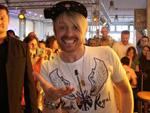 Ross Antony: Sorgt für volles Haus in der Haarfabrik Darmstadt