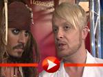 Ross Antony über Johnny Depp