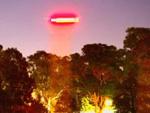 Russell Crowe: Hat er ein UFO entdeckt?