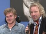 "Samuel Koch mit Thomas Gottschalk in Berlin: ""Gott macht krumme Wege gerade!"""