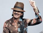 Carlos Santana: Verlobung live on stage