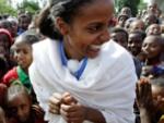 Sara Nuru: Weiht Schule in Äthiopien ein
