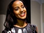 Sara Nuru: Im Schuh-Paradies auf der GDS