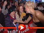 Fans schreien und weinen um Sarah Connor