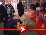 Sarah Connor verneigt sich vor ihren Fans