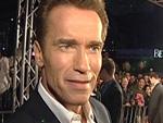 Arnold Schwarzenegger: Hat Aua am Kopf