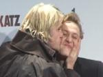 Detlev Buck küsst Matthias Schweighöfer: Alexandra Maria Lara ihren Mann!