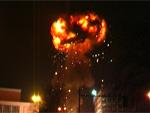 Shah Rukh Khan: Explosion am Filmset!