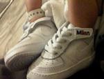 Shakira: Baby Milan trägt schon Designer-Schuhe