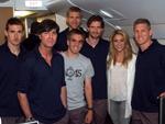 Shakira: Trällert beim WM-Finale