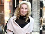 Sharon Stone: Stolz auf Sex-Symbol-Status