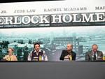 Sherlock Holmes: Ritchie und Downey Jr. stellen sich der Presse