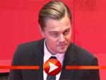 Leonardo DiCaprio auf dem Roten Teppich bei der Shutter Island-Premiere
