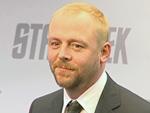 Vaterfreuden für Simon Pegg : Startrek-Star bekam eine Tochter