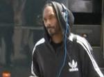 Snoop Dogg: Mit Kuschelkissen in Berlin