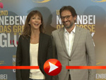 Sophie Marceau mit Regisseur James Huth in Berlin