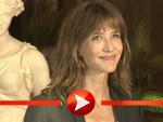 Sophie Marceau posiert im Adlon für die Presse