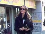Liebes-Comeback: Stacy Keibler besucht George Clooney in Berlin