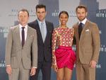 Star Trek Into Darkness feiert Deutschlandpremiere: Die Stars im Interview
