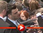Simon Pegg und Zachary Quinto machen ihre Fans glücklich