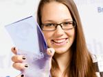 Stefanie Heinzmann: Hat die Brille am schönsten