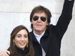 Paul McCartney: Macht eine gute Figur im Winterurlaub