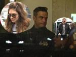 Take That und Robbie Williams: Kuscheln statt Party?
