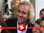 """Thomas Gottschalk auf dem Weg zu seiner letzten """"Wetten, dass …?""""-Show"""