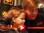 Thomas Heinze: Shoppen mit dem Sohn
