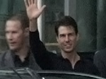 Tom Cruise : Promotet durch Berlin!