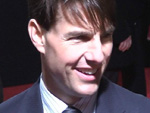 Tom Cruise: Happy Thanksgiving?