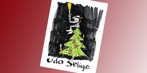 Weihnachtskarten Udo Lindenberg.Udo Lindenberg Udo Selige Tikonline De