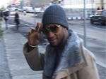 Konzertabsage: Sorge um Usher!