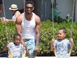 Usher: Von seinen Vaterqualitäten überzeugt
