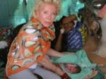 Ute Ohoven: Bittet um Spenden für Westafrika