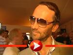 "Hubertus Regout bei der ""Varekai""-Premiere in Berlin"
