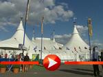 """Cirque du Soleil – Deutschland-Premiere der Show """"Varekai"""""""