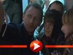 Daniel Craig macht seine Fans glücklich
