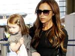 Harper Beckham: Bei Mamas Fashion-Show in der ersten Reihe