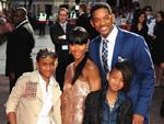 Smith-Familie: Bald alle gemeinsam vor der Kamera