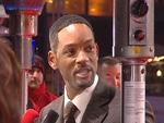 """Filmpremiere unter Heizpilzen: Will Smith stellt """"Sieben Leben"""" vor"""