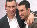 Wladimir Klitschko vor seinem 25. WM-Kampf: Mit dem Herzen bei Bruder Vitali
