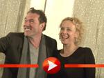 Jubel und feuchte Augen bei Katja Riemann und Sebastian Koch