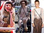 Die Bilder der Woche: Keira Knightley, Lady Gaga, Eva Longoria, Gisele Bündchen …