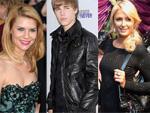 Die Bilder der Woche: Justin Bieber, Helen Mirren, Elton John, Justin Timberlake …