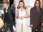 Die Bilder der Woche: Fergie, Justin Bieber, Kylie Minogue, Johnny Depp, Seth Rogen …