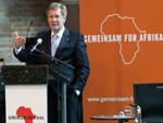 Hungerkatastrophe in Afrika: Promis helfen in der Not