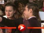 Zac Efron mischt sich unter seine Berliner Fans