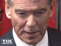 "Pierce Brosnan auf der ""A Long Way Down""-Premiere in Berlin"